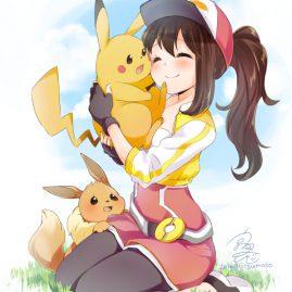 ポケモンGO 女トレーナー